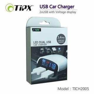 汽車USB充電器