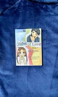 Wattpad book (game of love)