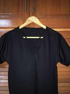 Little Black Dress (Criss Cross)