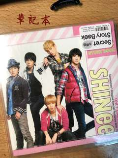 🚚 Shinee筆記本