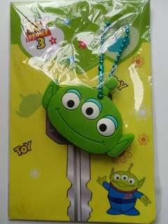 三眼仔 Toy Story反斗奇兵 鎖匙套 鎖匙扣 吊飾 掛飾