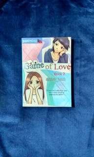 Wattpad book (game of love 2)