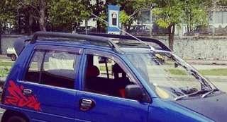 Railling Daihatsu Mira L21OS rv4