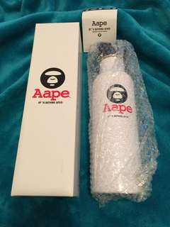 Aape water bottle stainless steel