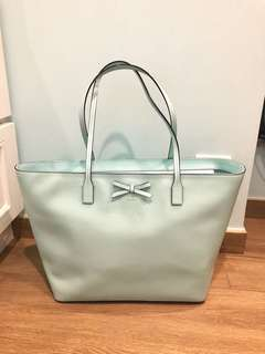 Kate Spade light blue shoulder bag