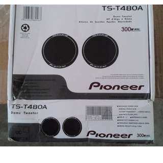 Pioneer Dome Tweeter For Sale