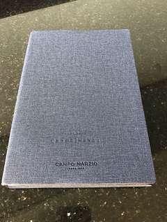 🚚 Grand Hyatt dual note book