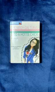 Wattpad book (the nerdy girl turns into a hottie chick)
