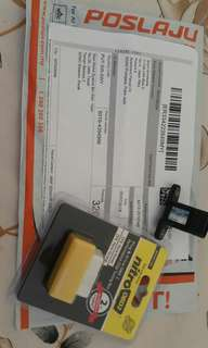 INJECTOR VIOS & MAP SENSOR & OBD2