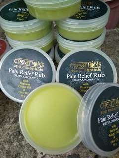 ♥️PAIN RELIEF RUB♥️ 🛵FREE SHIPPING 🛵