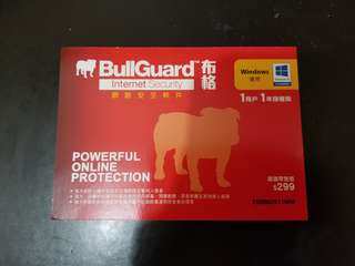 防毒網絡軟件bullguard internet security