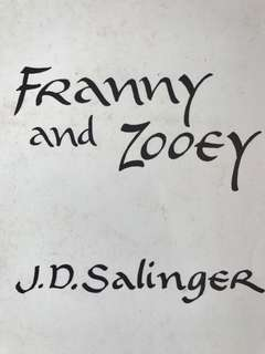 Franny and Zoey - J.D. Salinger