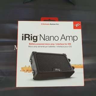 IK Multimedia iRIG Amp