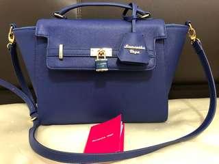 Gorgeous blue Samantha Vega Bag!!