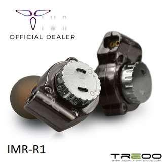 IMR Acoustics R1 Dual Dynamic 2-Driver In-Ear Earphone