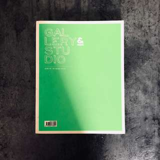 Gallery & Studio Magazine Vol.2