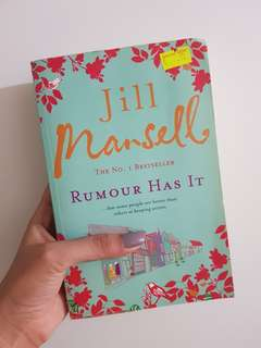 RUMOUR HAS IT BY JILL MANSEL