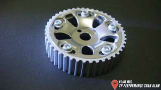 Cam Shaft Pulley Jasma For Campro Silver Color T7 Aluminium