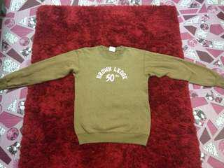 Sweatshirt Vintage Brown Ledge 50th