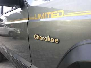 Cherokee limited automatic 4x4