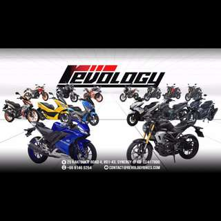 July Promo for 2B Yamaha Bikes
