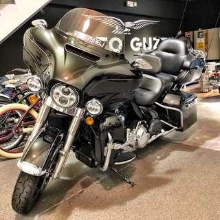 MY15 Harley Davidson FL4TK Electra Glide Ultra Limited