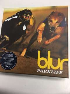 Blur - Parklife CD (Special Edition Box Set)
