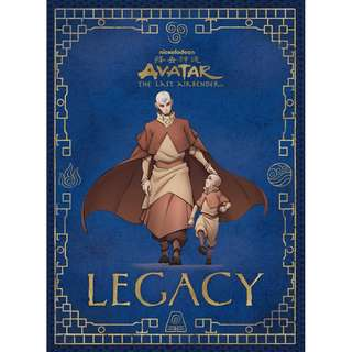 🚚 Avatar: The Last Airbender: Legacy