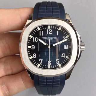 Patek Philippe Aquanaut Blue Dial Swiss 324SC