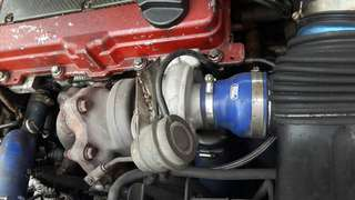 Turbo kit proton campro