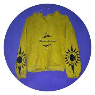 Jaket Mustard Crop