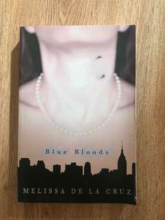 Blue Bloods Novel (3 Books)