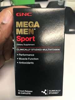 🚚 GNC Mega Men Sport