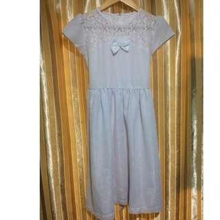 White Dress for Girls