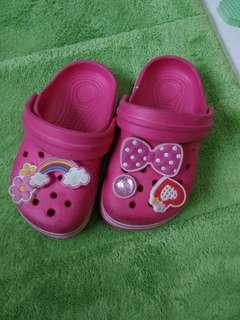 幼兒涼鞋拖鞋,二手