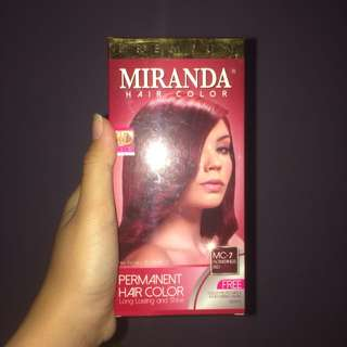 MIRANDA PREMIUM HAIR COLOR