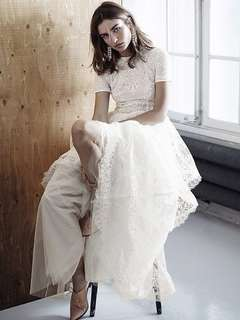 H&M Conscious Exclusive Wedding Dress