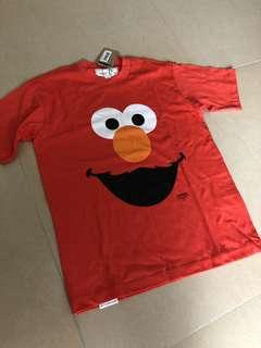 Chocoolate tee Sesame Street