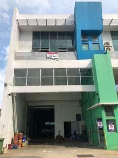 Corner terrace factory