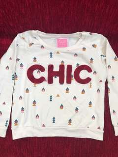 Hotshots Girl Sweater