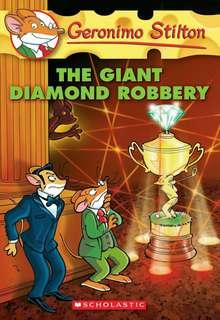 (BN) Geronimo Stilton #44 The Giant Diamond Robbery