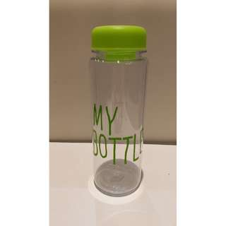 My Bottle Tumbler 500ml (Brand New)