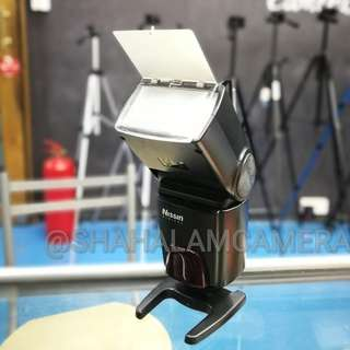 (USED) NISSIN DI622 TTL AUTO FOCUS FLASH FOR NIKON DSLR CAMERA
