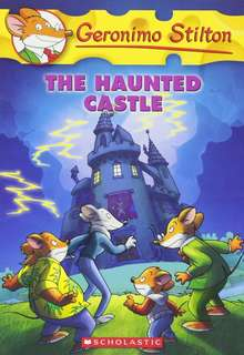 (BN) Geronimo Stilton #46 The Haunted Castle