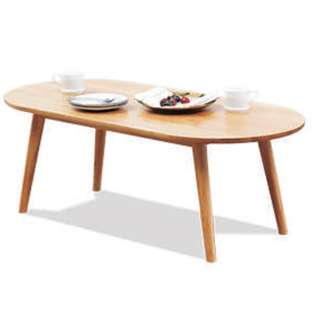 wood center-table
