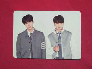 BTS 4th Muster Korea PC Jin and Jungkook