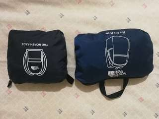 Travel Day Bag North Face (compressable)