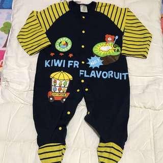 (全新)嬰幼兒連身裝