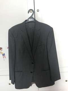 Hugo boss Original jas Set grey