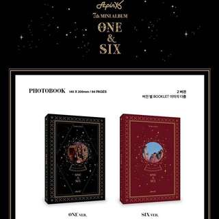 [PREORDER] APINK - 7th Mini Album ONE SIX